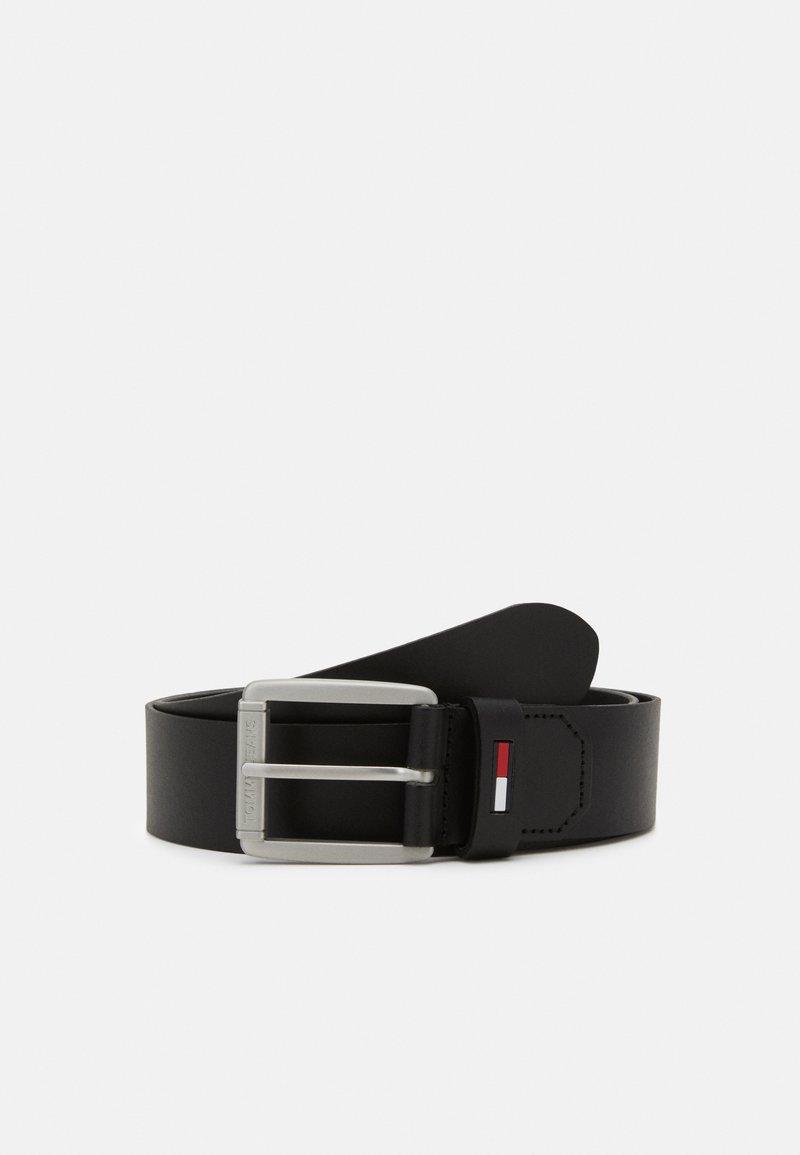 Tommy Jeans - ROLLER BELT - Belt - black