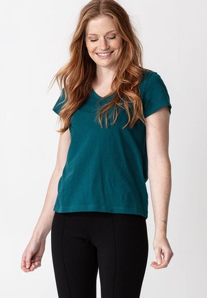 MATHILDA - T-shirt basic - deepteal