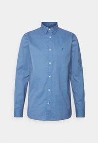 Tommy Hilfiger - FLEX GEO FLORAL PRINT REGULAR FIT - Shirt - copenhagen blue/white/ yale navy - 5