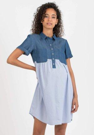 MARTINA - Denní šaty - denim