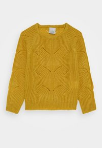 The New - RIVER - Strikpullover /Striktrøjer - sauterne - 0