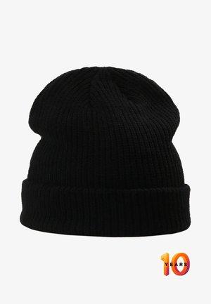 UA CORE BASICS BEANIE - Beanie - black