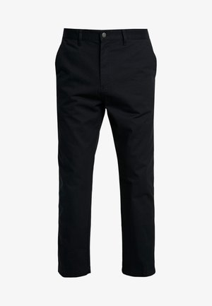 HARDWORK CARPENTER PANT  - Džíny Straight Fit - black