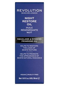 Revolution Skincare - NIGHT RESTORE OIL - Nachtpflege - - - 2