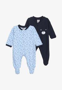 Jacky Baby - SCHLAFANZUG BOYS 2 PACK - Pyjamas - blue - 4