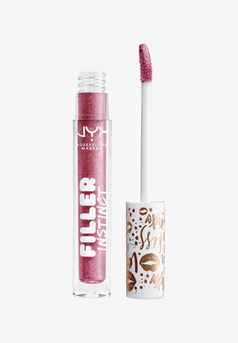 Nyx Professional Makeup - FILLER INSTINCT PLUMPING LIP POLISH - Lip gloss - 6 major mouthage