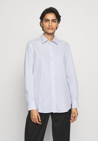Filippa K - JANE  - Button-down blouse - blue heaven/white - 0