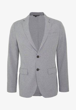 J LIGHTWEIGHT WASHABLE  - Blazer jacket - light grey/ silver