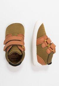 Woden - Baby shoes - lizard - 3