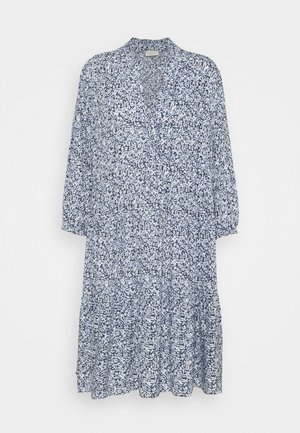 MAREY - Day dress - blue mix