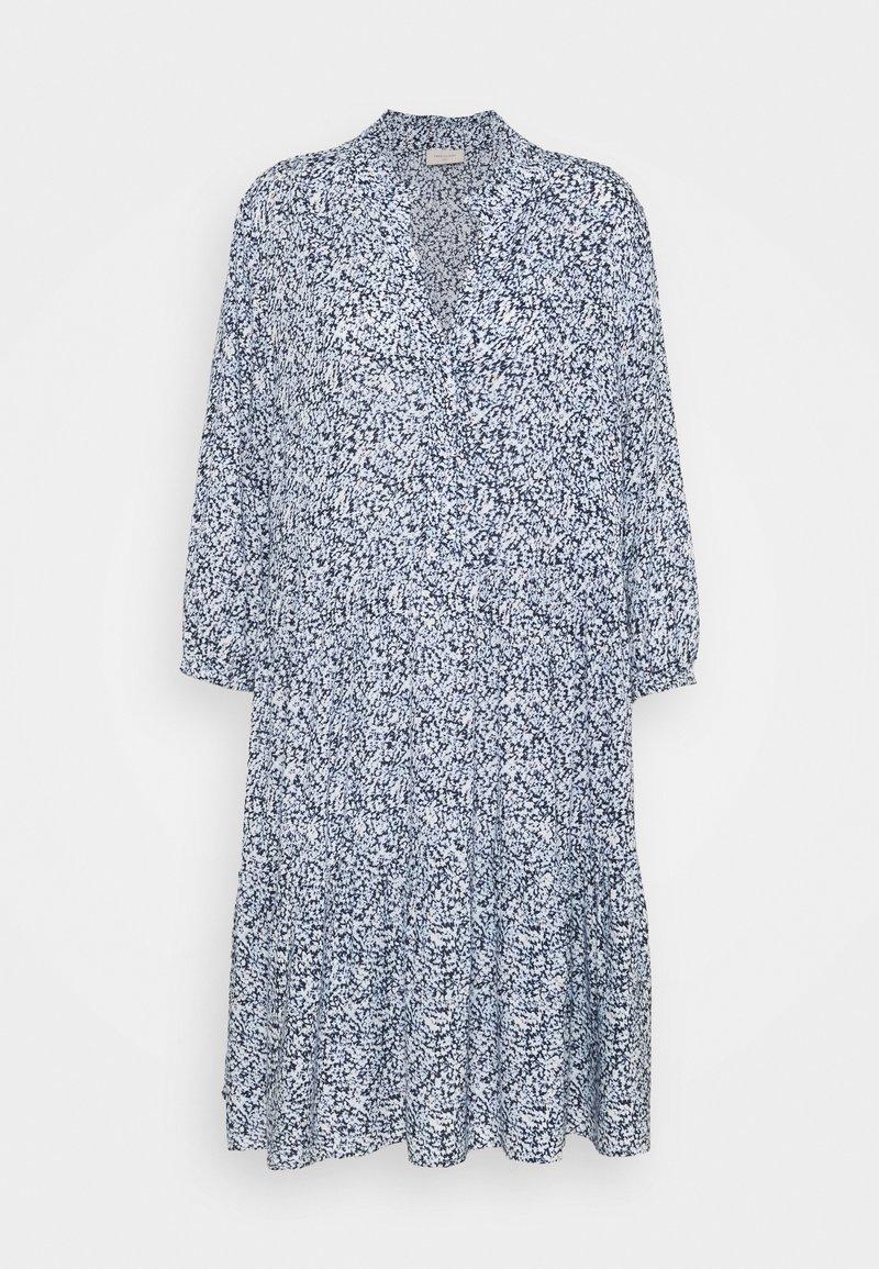 Freequent - MAREY - Day dress - blue mix
