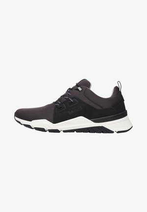 OXFORD - Sneakersy niskie - black