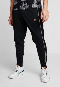 Nike Performance - PANT - Træningsbukser - black/white - 0