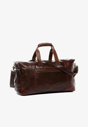 BRISTOL  - Weekend bag - braun-cognac