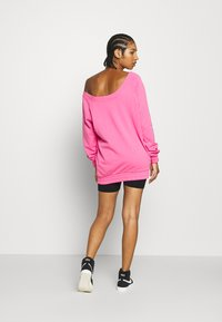 Nike Sportswear - AIR CREW  - Sweatshirt - pinksicle/black - 2