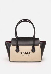 Bally - BALLY SOMMET - Handbag - natura/black - 1