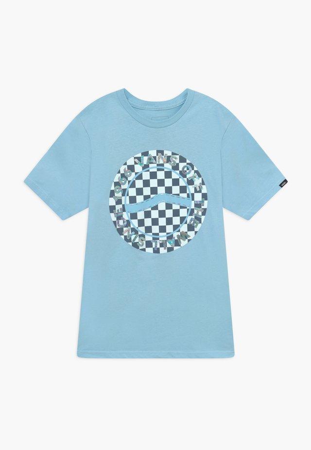 AUTISM AWARENESS BOYS - Print T-shirt - dream blue