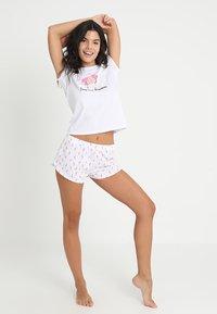 Even&Odd - SET - Pyjama set - white - 1