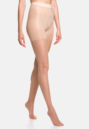 Tights - beige