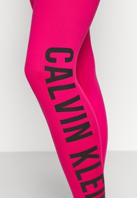 Calvin Klein Performance - FULL LENGTH - Punčochy - beetroot purple - 4