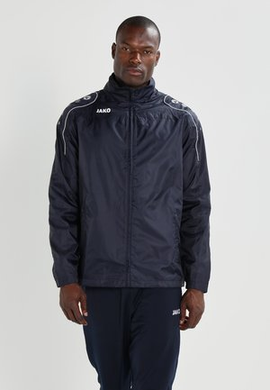TEAM - Waterproof jacket - marine