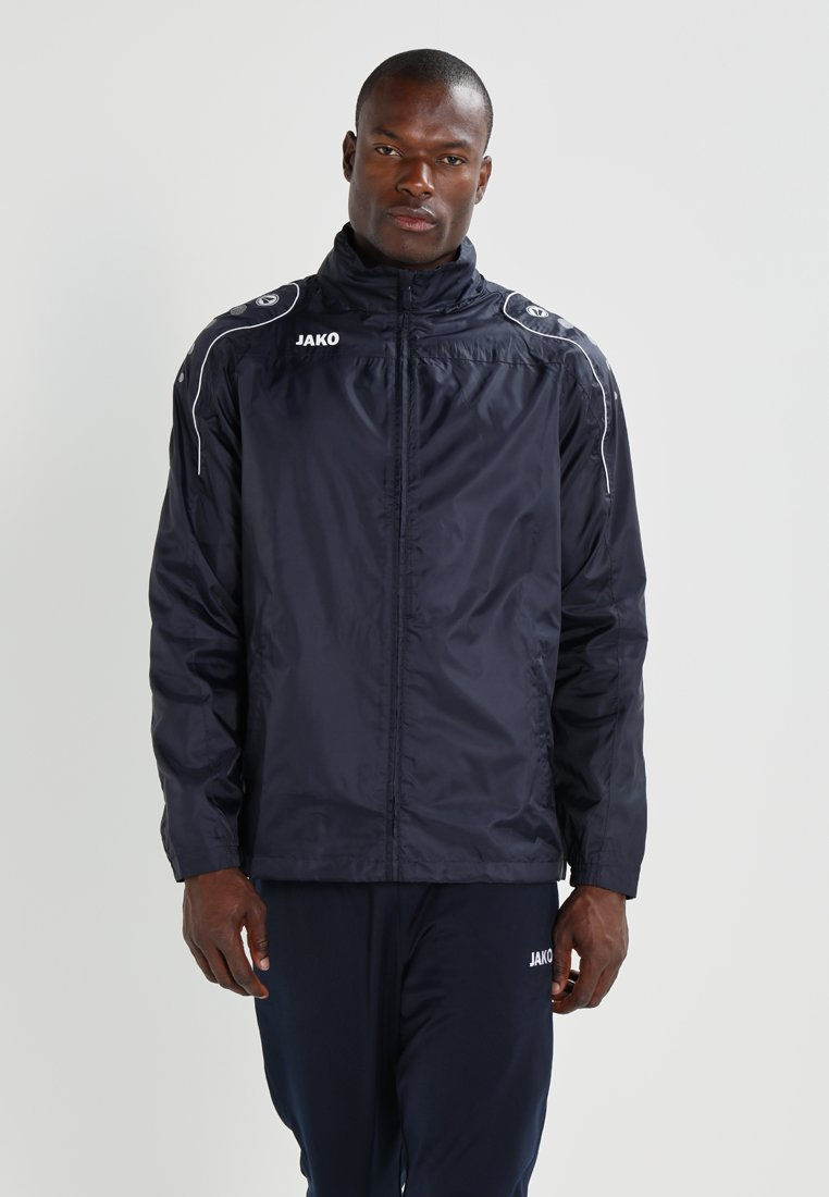 JAKO - TEAM - Waterproof jacket - marine