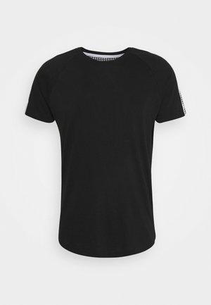 MASTIFF - Print T-shirt - black