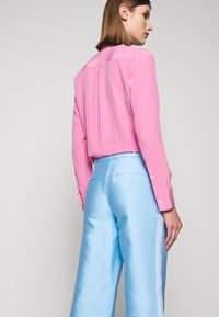 DESIGNERS REMIX - HAILEY FLARE - Trousers - sky blue - 3