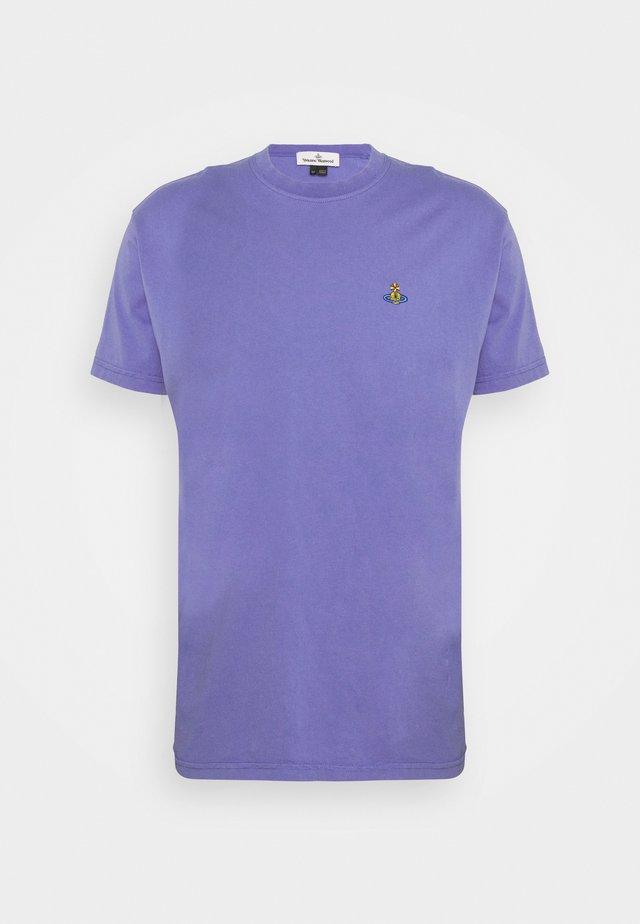 CLASSIC UNISEX - Jednoduché triko - lilac blue