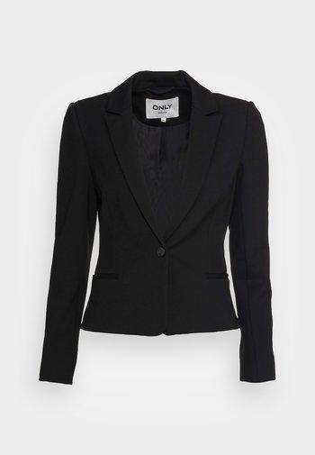 ONLPINKO VIKA  SHORT FIT - Blazer - black