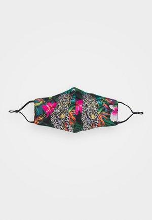 PENGLAIS - Community mask - bright multi/gold-coloured