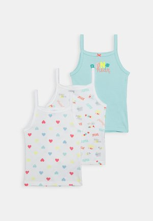 CHEMISES 3 PACK - Pyjama top - multi-coloured