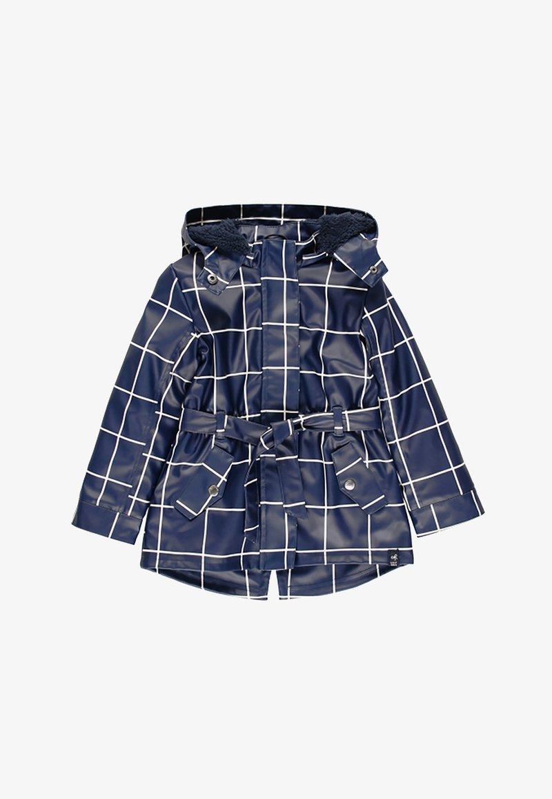 Boboli - REGENMANTEL MIT CAPUTZE KARIERT - Regnjakke / vandafvisende jakker - checks