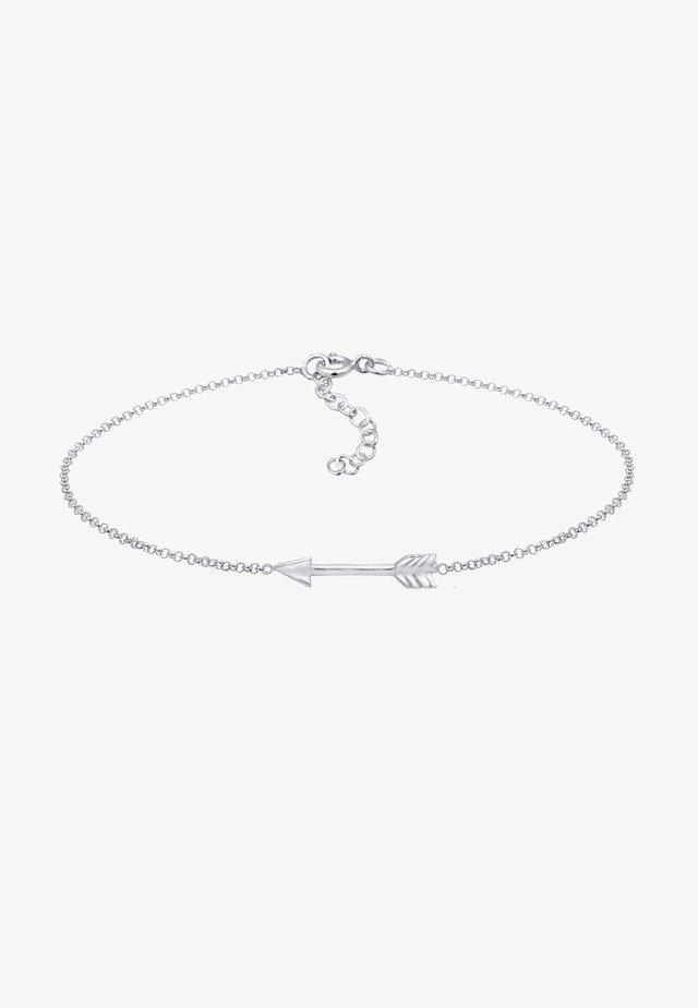 PFEIL BOHO - Armband - silver coloured