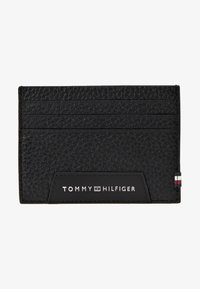 Tommy Hilfiger - DOWNTOWN HOLDER - Business card holder - black - 1