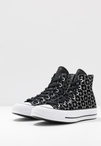 Converse - CHUCK 70 - Baskets montantes - black/mason/white - 4