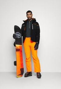 CMP - MAN JACKET ZIP HOOD - Ski jacket - nero - 1