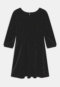 GAP - GIRL - Koktejlové šaty/ šaty na párty - true black - 1