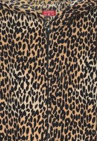 Claesen's - GIRLS ONESIE - Pyjamas - brown - 2