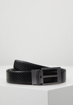 Pásek - carbon black