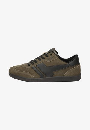 Trainers - forest/black