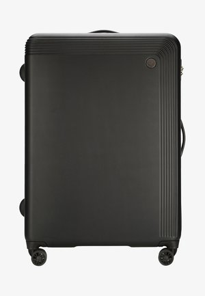 MODERN - Wheeled suitcase - black