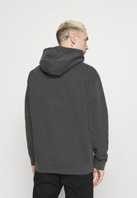 Obey Clothing - BOLD IDEALS SUSTAINABLE HOOD - Collegepaita - black - 2