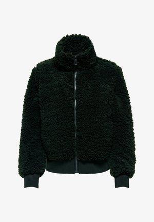 Zip-up hoodie - rosin