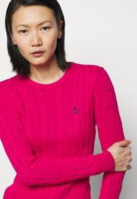 Polo Ralph Lauren - CLASSIC - Jumper - sport pink - 4