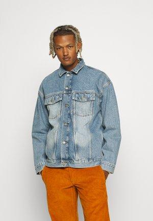 ENO JACKET - Denim jacket - stone cast blue