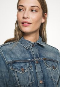 Polo Ralph Lauren - STORMS - Veste en jean - medium indigo - 4