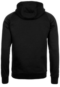adidas Performance - CORE ELEVEN FOOTBALL HODDIE SWEAT - Luvtröja - black/white - 1