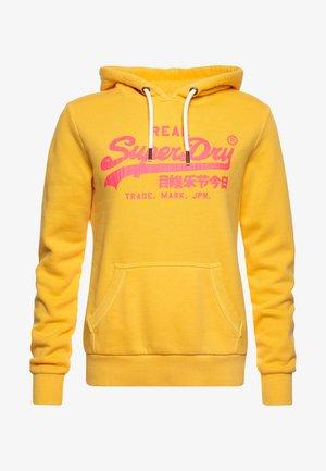 AMERICAN CLASSICS - Sweatshirt - pigment yellow