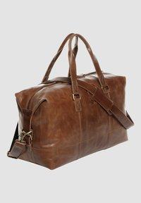 SID & VAIN - Weekend bag - braun-cognac - 1